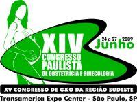 XIV Congresso Paulista de Obstetrícia e Ginecologia XV Congresso de G&O da Região Sudeste